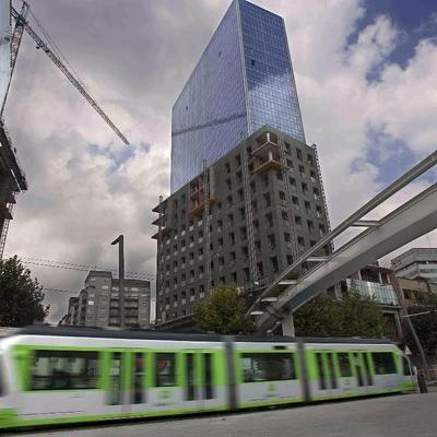 Torres Isozaki Atea - Bilbao