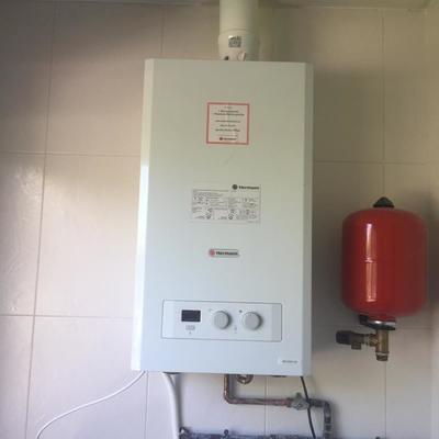 Cambio expresa caldera condensacion