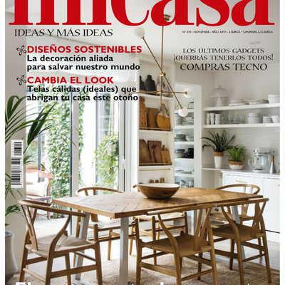 Trabajo Publicado en la Revista MI CASA