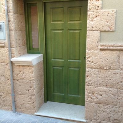 Reforma de una fachada en Murcia