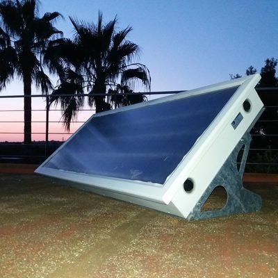 Energía solar acs (agua caliente sanitaria)