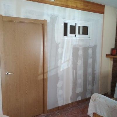Crear habitación interior