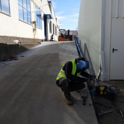 Ideas de construcci n naves industriales en madrid para for Empresas de mantenimiento de edificios en madrid