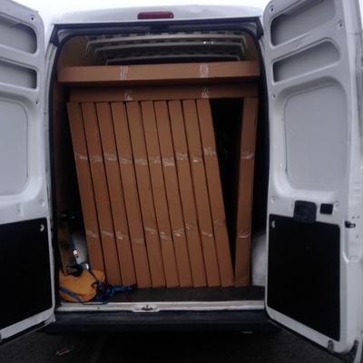 Transporte carga completa