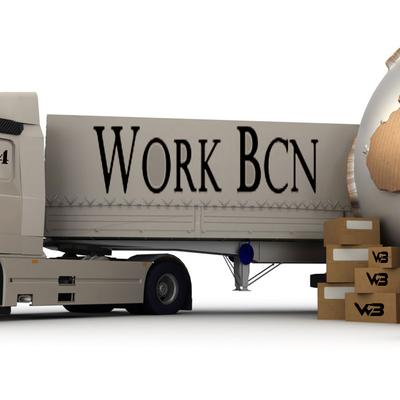 Mudanzas, Work BCN