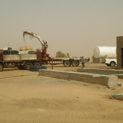 Bombeo Solar Desierto Sahara