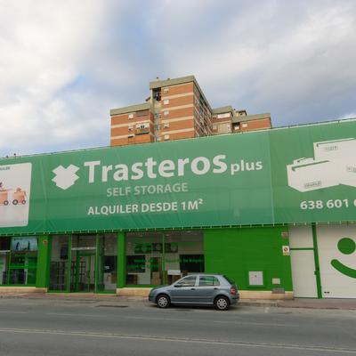 Proyecto de Adecuación e Instalaciones de una nave destinada a alquiler de trasteros, Malaga