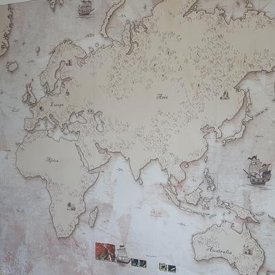 Mural de papel