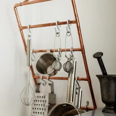 tuberías de cobre accesorios cocina