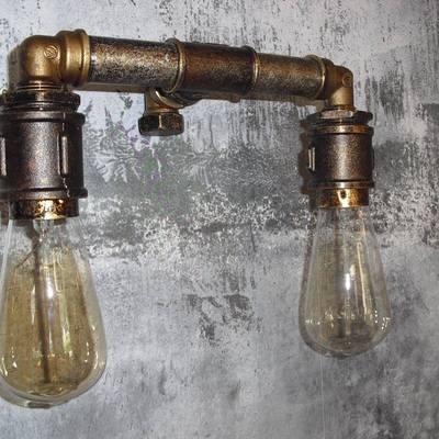 tuberias lampara