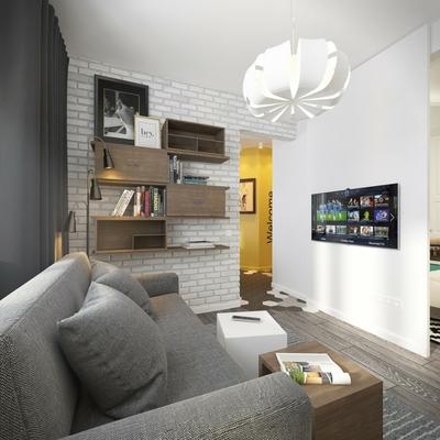 """7 consejos para colocar """"bien"""" la TV en el salón"""