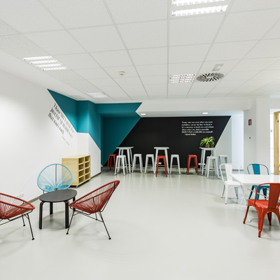 U-Talent-Room by GIVEME5.es
