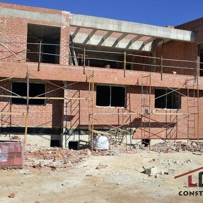 Construcción casa unifamiliar en Moraira