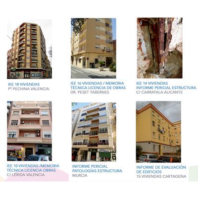 Realizamos IEE-ITE en Valencia, Alicante, Castellón y Murcia