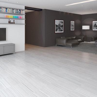 salon moderna y luminosa