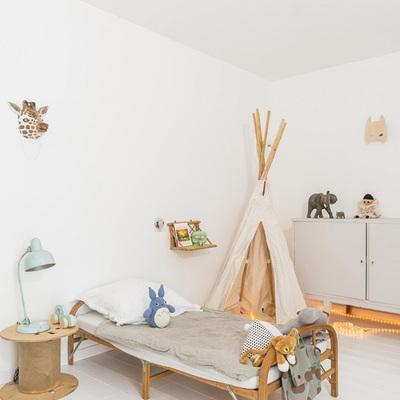 dormitorio infantil boho