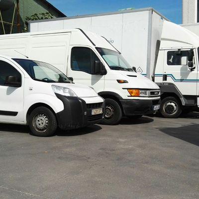 Nuestra logística y servicios de mudanzas