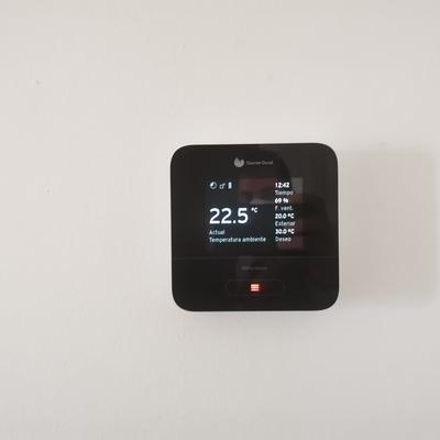 Aerotermia para calefacción por radiadores