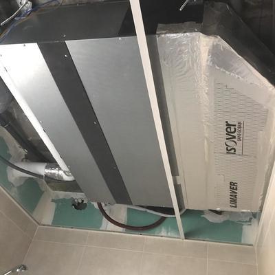Suministro e instalación de equipo Mitsubishi Electric Gas R-32 MGPEZ-71VJA