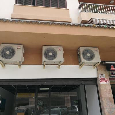 Instalar 3 Aires Acondicionados Tipo pared