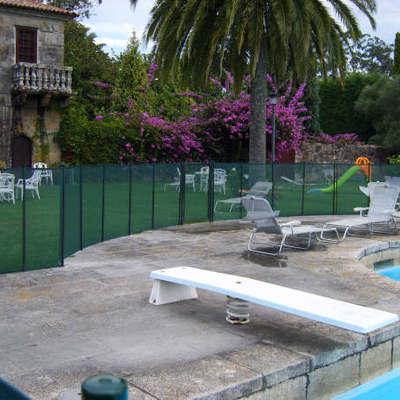 Ideas y fotos de vallas piscinas m laga para inspirarte for Vallas para piscinas desmontables