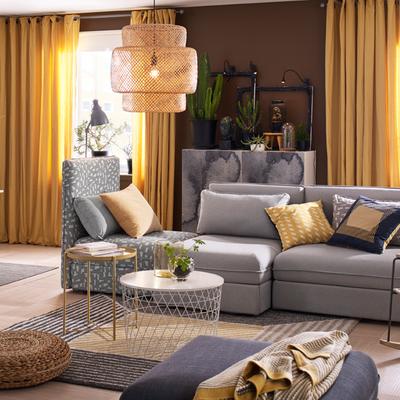 VALLENTUNA Sofa cama de 3 plazas de IKEA.es