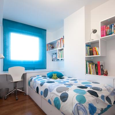 Gómez Laguna: Una vivienda abierta y luminosa