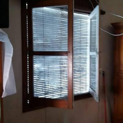 Armario de Galería, sustitución de ventana sin obra