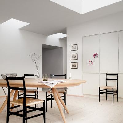 """Cómo tener una casa """"descapotable"""" gracias a las ventanas de tejado"""