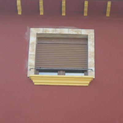Colocacion de ventana de pvc