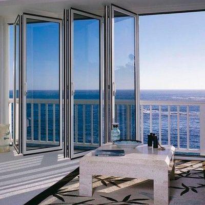 Presupuesto ventanas plegables online habitissimo for Ventanales tipo puerta