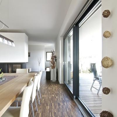 ventanal cocina
