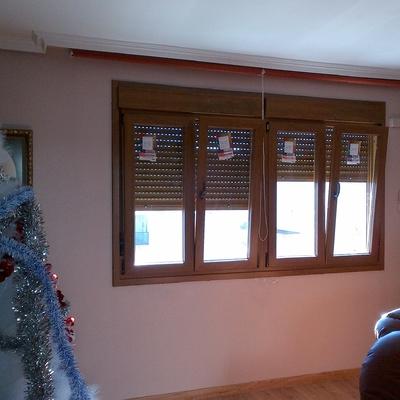 Renovación ventanas zona Pardaleras