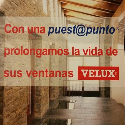 Mantenimiento ventanas Velux