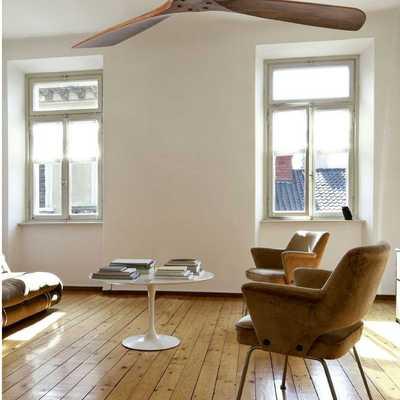 ventilador de techo madera