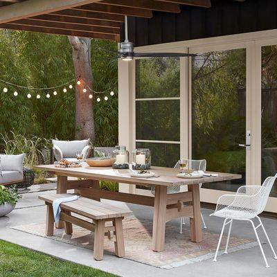 Ventiladores de techo que le darán estilo a tu casa