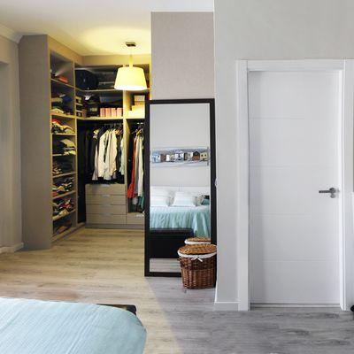 Cómo tener un vestidor en casa si no tengo mucho espacio