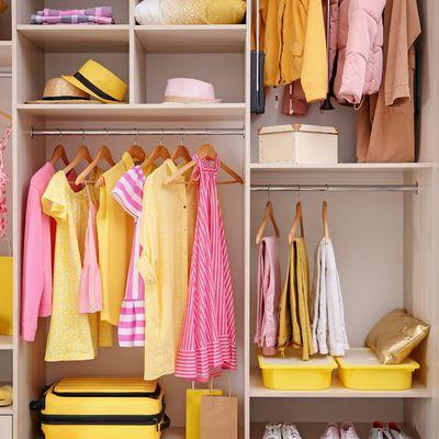 5 Ideas que puedes robar de los mejores vestidores