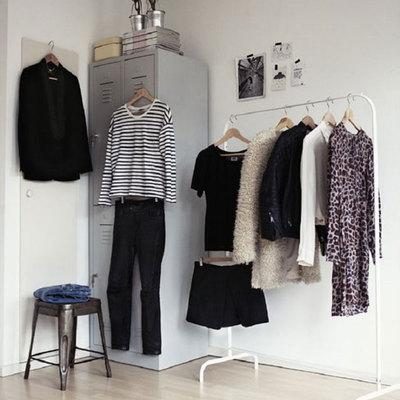 Ideas y fotos de armarios y vestidores de estilo vintage - Armarios vintage barcelona ...