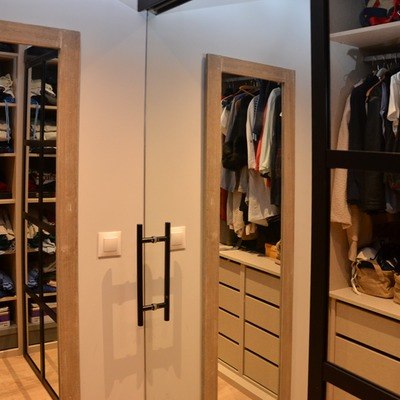 Vestidor dormitorio principal
