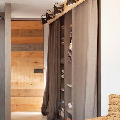 vestidor pasillo