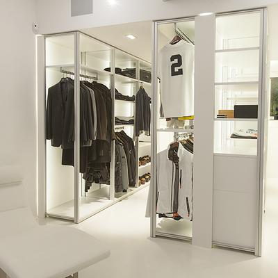 Ideas y fotos de armarios y vestidores de estilo - Armarios en barcelona ...