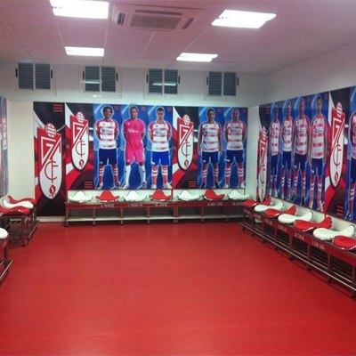 Vestuario Local del Granada CF