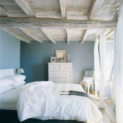 Vigas de madera: no podrás dejar de mirar al techo