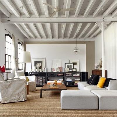 Cómo integrar vigas a la vista en la decoración de tu casa