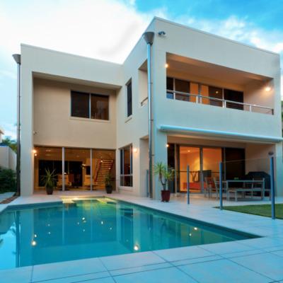 Ibiza-Geotermia con fotovoltaica de autoconsumo directo en una villa con piscina