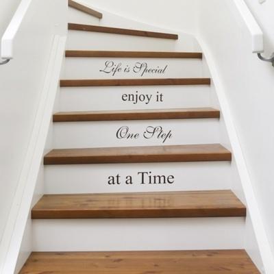 Decora tu escalera y dale la importancia que se merece