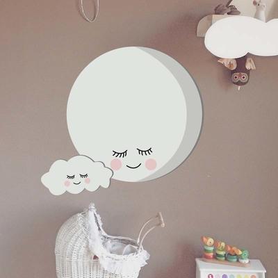 Vinilos infantiles para la decoración de las habitaciones de los más pequeños del hogar