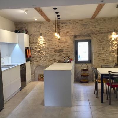 Cálido y contemporáneo Sur de Francia