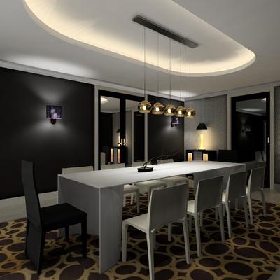 Comedor de 30 m2